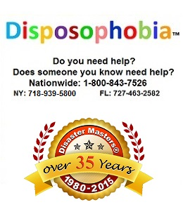 Disposophobia - The Fear of Getting Rid of Stuff